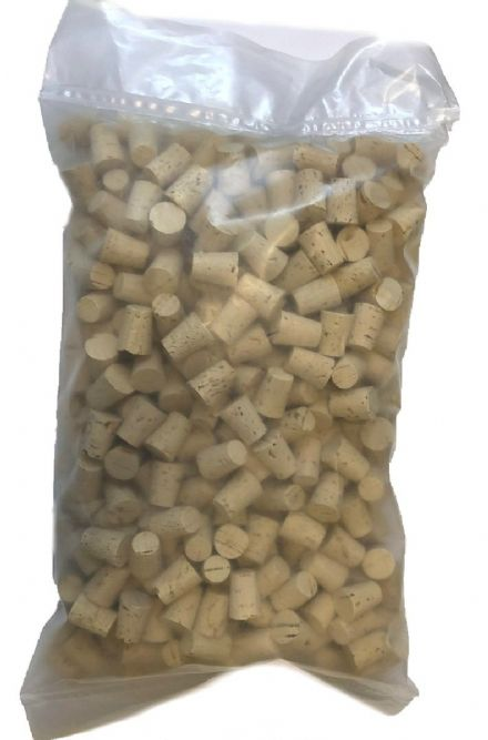 Bag of 500x RL05 Natural Cork stoppers